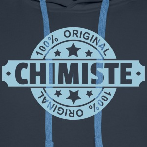 Chimiste Sweat-shirts - Sweat-shirt à capuche Premium pour hommes