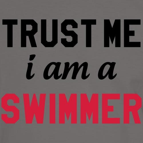 Trust me i am a Swimmer