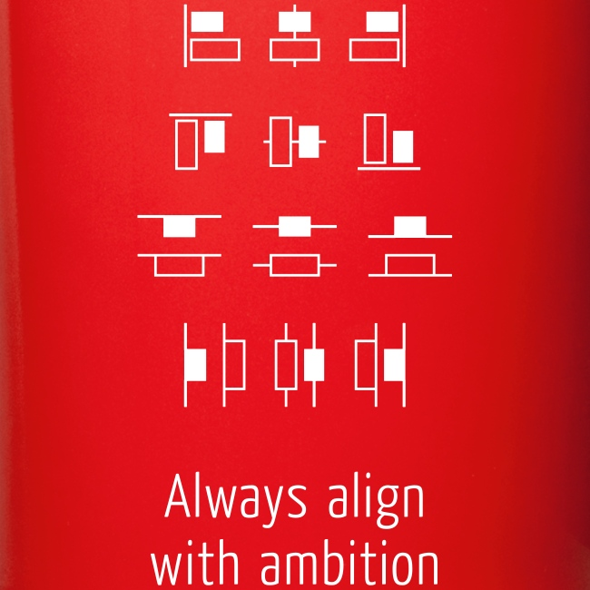 Always align with ambition