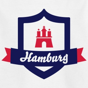 Hamburg Logo Shirts - Teenage T-shirt