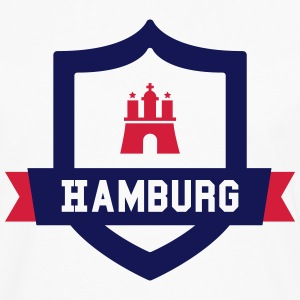 Hamburg College badge Long sleeve shirts - Men's Premium Longsleeve Shirt