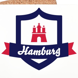 Hamburg Logo Mugs & Drinkware - Coasters (set of 4)