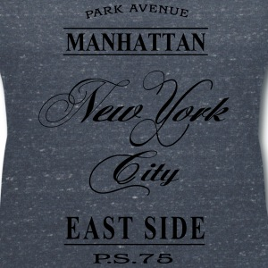 New York City T-Shirts - Women's V-Neck T-Shirt