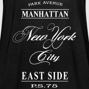 New York City Topy - Tank top damski Bella