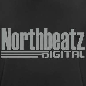 Northbetz Digital Logo - Männer T-Shirt atmungsaktiv