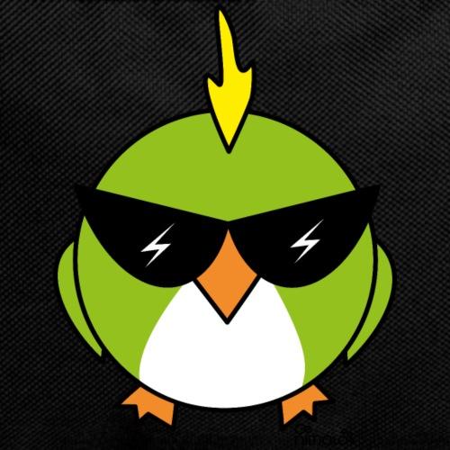 Oiseau lunettes (Punk)