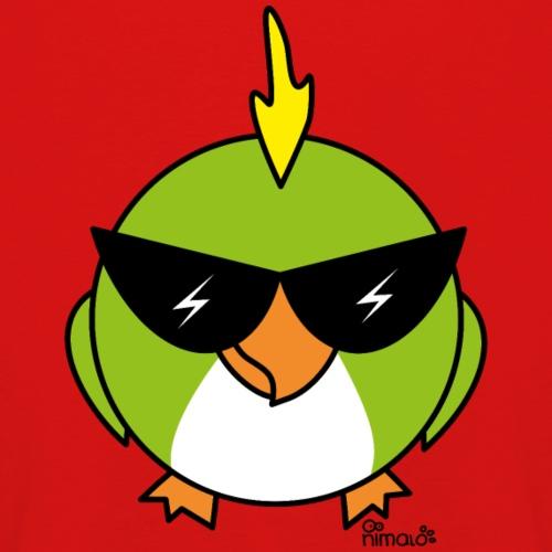 Perroquet lunettes (Punk)