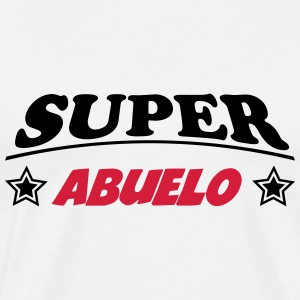 Super Abuelo 111 T-Shirts - Men's Premium T-Shirt