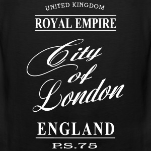City of London Tank Tops - Tank top premium hombre