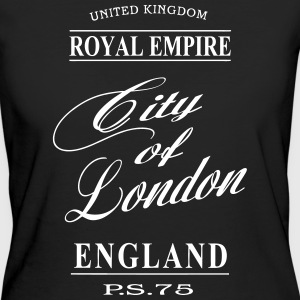 City of London T-Shirts - Frauen Bio-T-Shirt