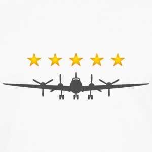 Propeller aircraft Long sleeve shirts - Men's Premium Longsleeve Shirt