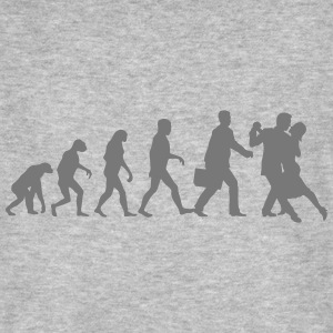 Evolution of Mens Tango T-Shirts - Men's Organic T-shirt
