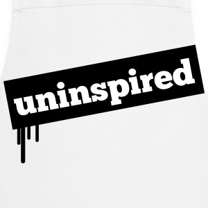 uninspired 2f  Aprons - Cooking Apron