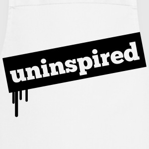 uninspired 1f  Aprons - Cooking Apron