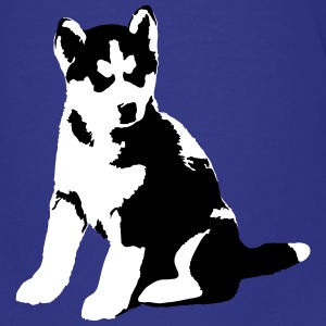 HuskyJunior  Shirts - Teenager Premium T-shirt