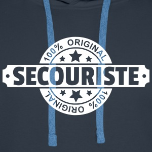 Secouriste Sweat-shirts - Sweat-shirt à capuche Premium pour hommes
