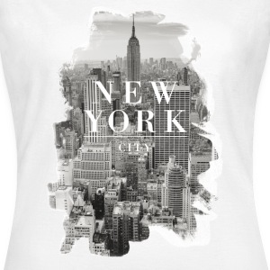 New York City T-Shirts - Frauen T-Shirt