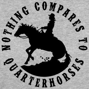 Quarterhorses Lady T-Shirts - Frauen Bio-T-Shirt