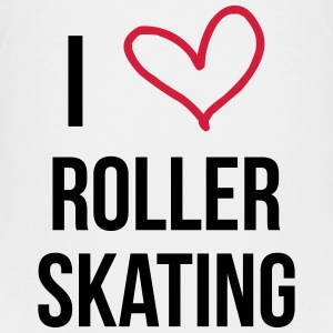 Roller Skating / Skater / Sport Shirts - Teenage Premium T-Shirt