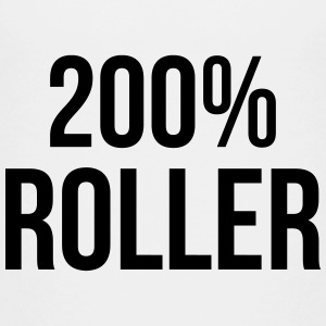200% Roller / Roller Skating Shirts - Teenage Premium T-Shirt