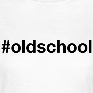 oldschool - T-shirt dam
