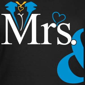 couple Misses Heart T-shirts - Vrouwen T-shirt