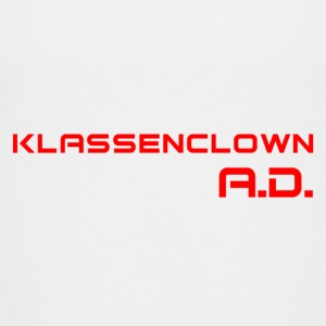 KLASSENCLOWN A.D. - Teenager Premium T-Shirt - Teenager Premium T-Shirt