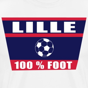 Lille football Tee shirts - T-shirt Premium Homme