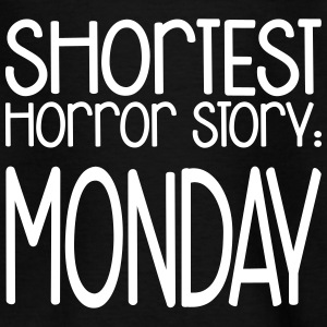 Shortest Horror Story: Monday T-Shirts - Kinder T-Shirt