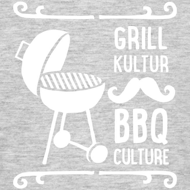 grillkultur / bbq culture (1c) - shirt