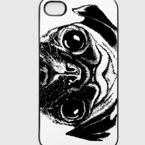Mops  Handy & Tablet Hüllen - iPhone 4/4s Hard Case