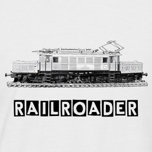 locomotive ÖBB1020 Tee shirts - T-shirt baseball manches courtes Homme