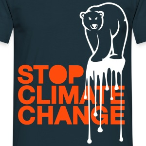 STOP CLIMATE CHANGE - T-shirt Homme