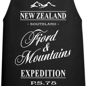 New Zealand  Aprons - Cooking Apron