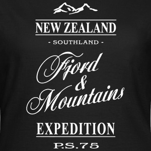 New Zealand T-Shirts - Frauen T-Shirt