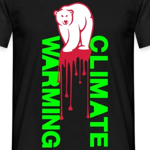 CLIMATE WARMING ! - T-shirt Homme