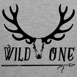 Wild one Tank Tops - Men's Premium Tank Top