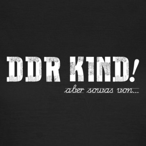 DDR KIND - Frauen T-Shirt - Frauen T-Shirt