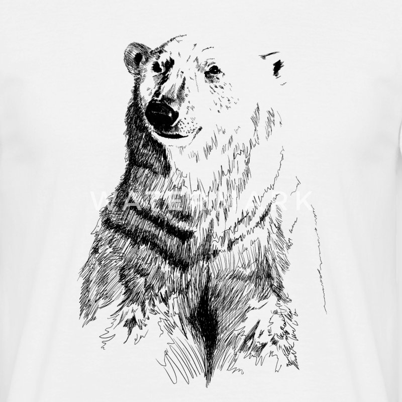 eisbaer T-Shirts - Men's T-Shirt
