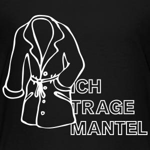 Mantel T-Shirts - Teenager Premium T-Shirt