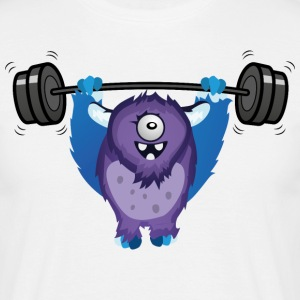 Unleash the monster, free your Monster T-Shirts - Men's T-Shirt