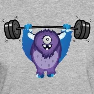 Unleash the monster, free your Monster T-Shirts - Women's Organic T-shirt