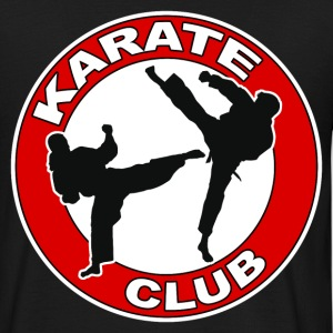karate club 01 Tee shirts - T-shirt Homme
