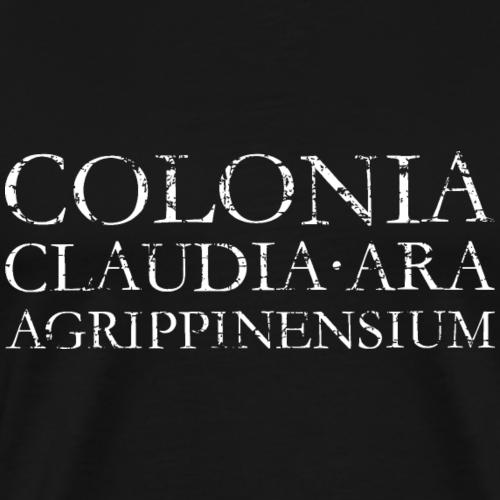 COLONIA CLAUDIA ARA AGRPPINENSIUM VINTAGE Weiß