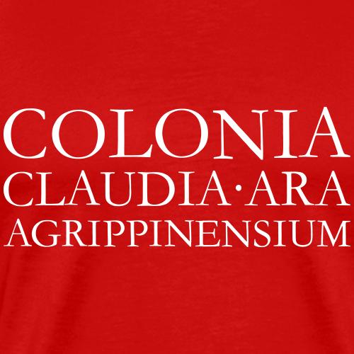 COLONIA CLAUDIA ARA AGRPPINENSIUM