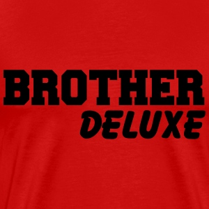 Brother Deluxe T-skjorter - Premium T-skjorte for menn