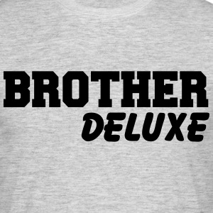 Brother Deluxe T-shirts - T-shirt herr