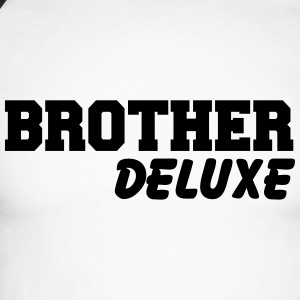 Brother Deluxe Long sleeve shirts - Men's Long Sleeve Baseball T-Shirt