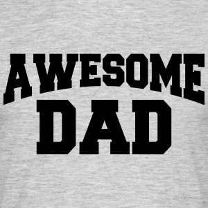 Awesome Dad Tee shirts - T-shirt Homme