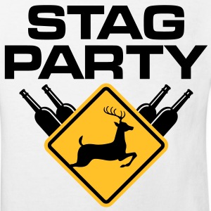 Bachelor / Stag Party Shirts - Kids' Organic T-shirt